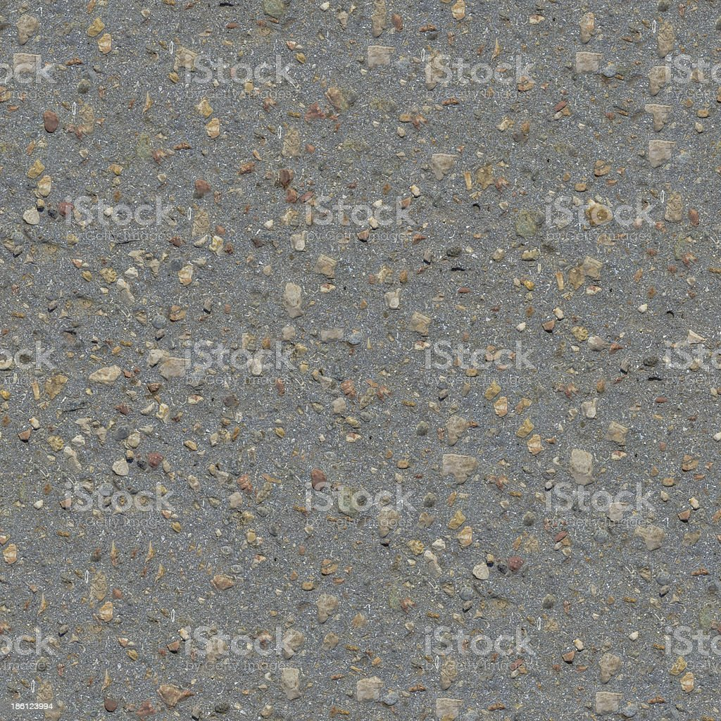 Old Asphalt Road. Seamless Tileable Texture. royalty-free stock photo