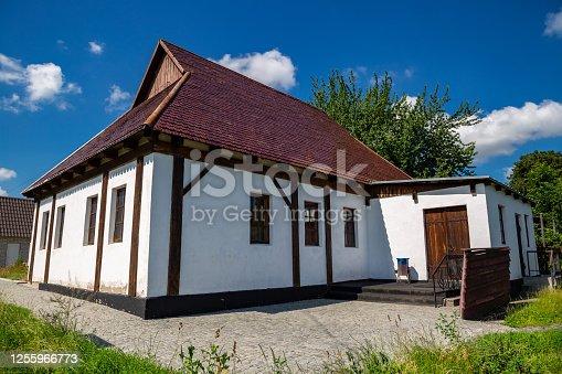 Old Baal Shem Tov  Synagogue in Medzhibozh