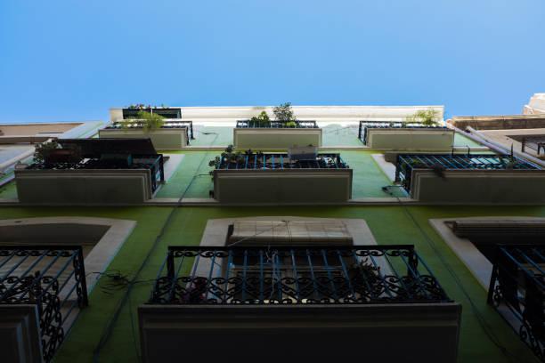 Alte Balkone in Spanien – Foto