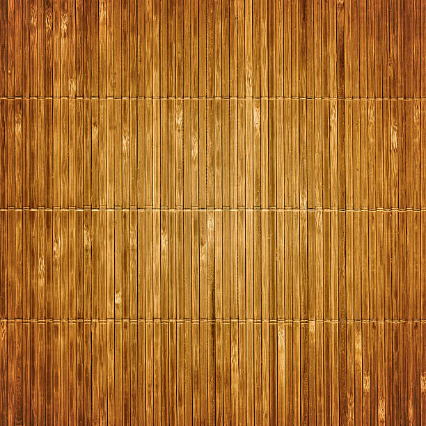 Old bamboo mat textured background Old bamboo mat texture bamboo material stock pictures, royalty-free photos & images