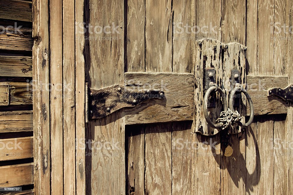 Old Barn Door Stock Photo Download Image Now Istock