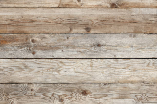 Old barn wall wood background - foto stock