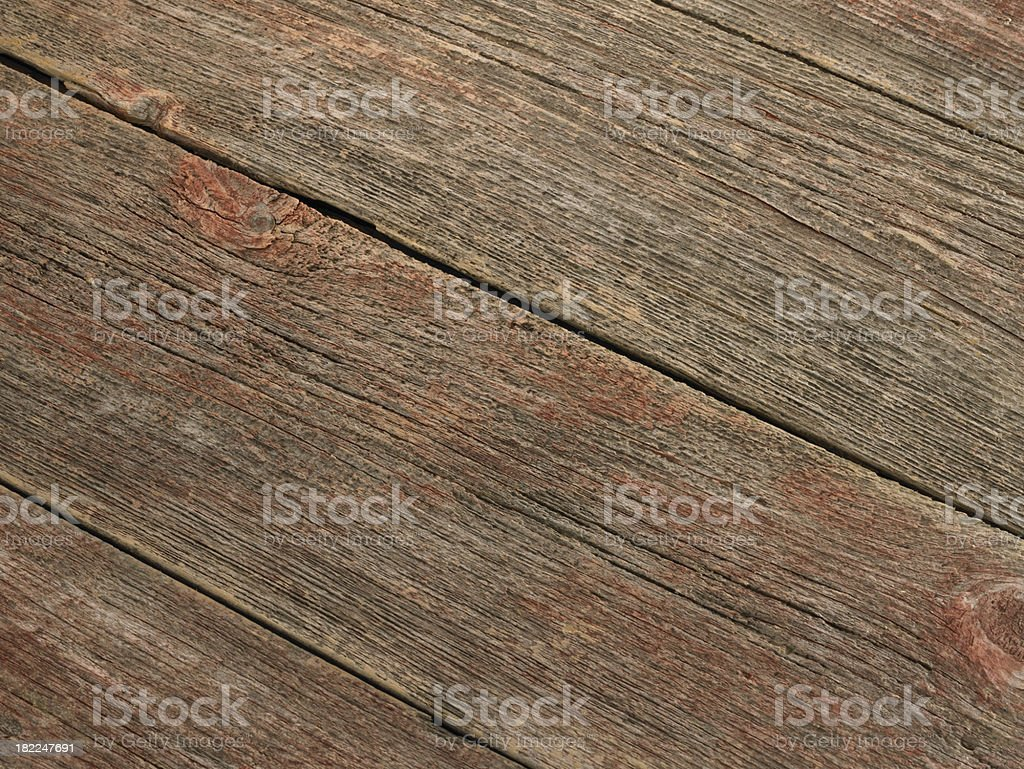Old Barn Wood royalty-free stock photo