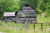 istock Old Barns 92683755