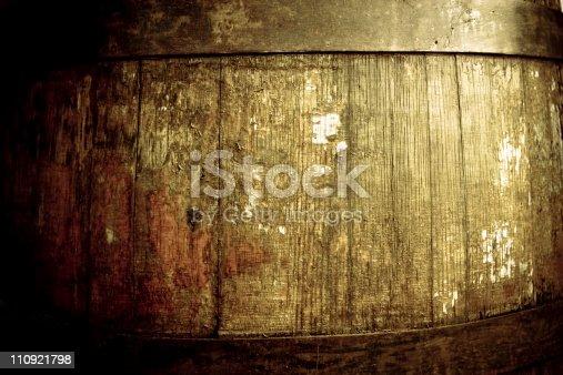 istock Old Barrel 110921798