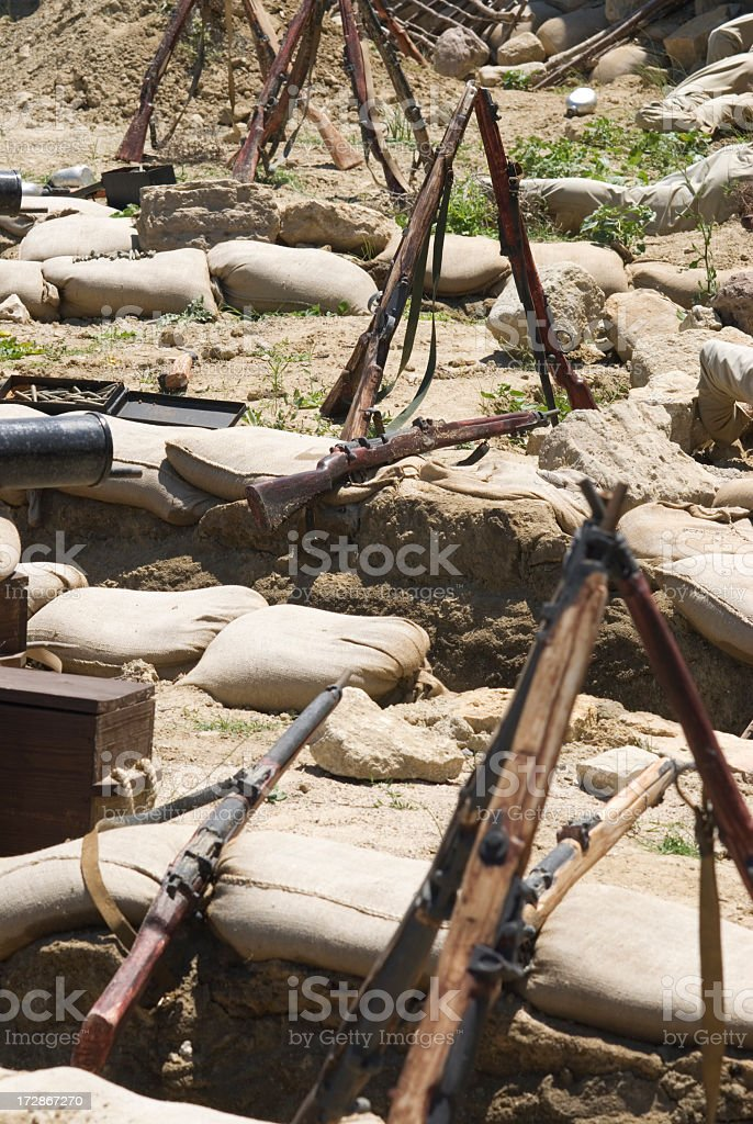 De bataille Field - Photo