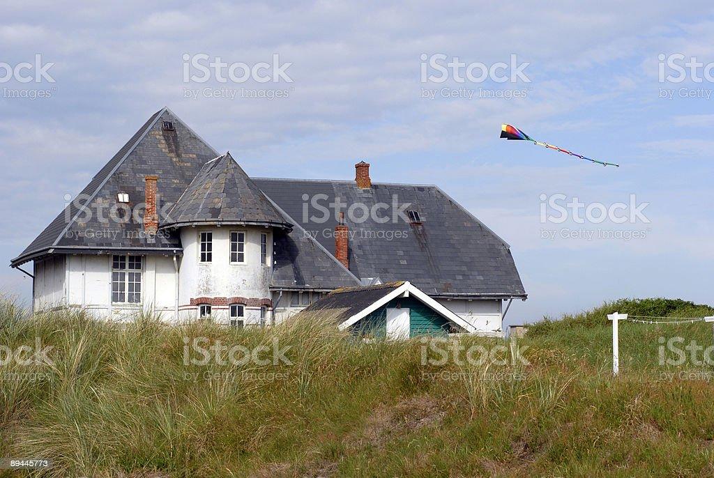 La Beach House photo libre de droits