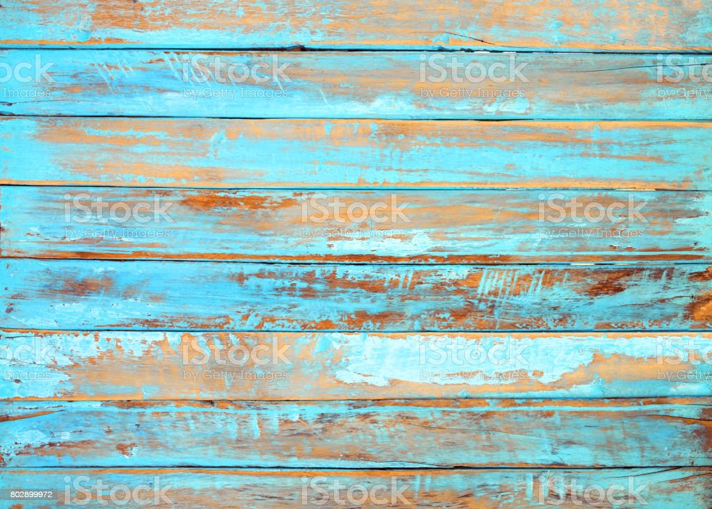 Old beach wood background stock photo