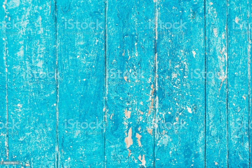 Fotografía de Viejo Fondo Madera De Playa Color Azul Shabby Vintage ...