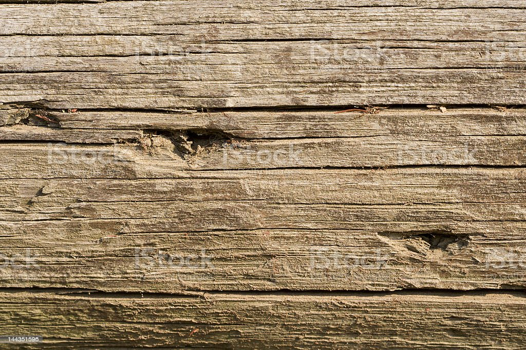 Old beam texture royalty-free stock photo