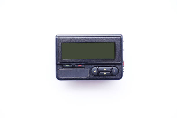 Old beeper or pager – zdjęcie