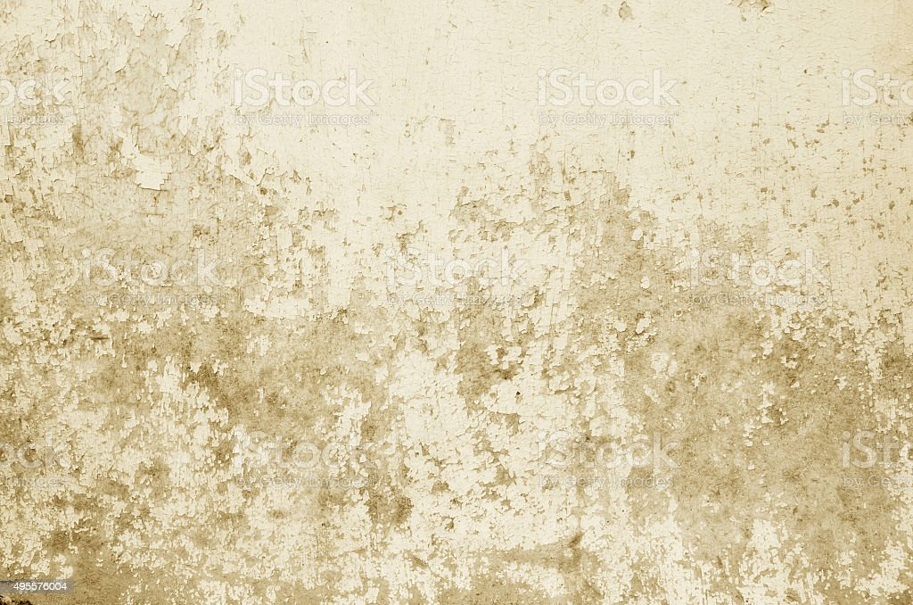 Old Beige Wall Painted Background Stock Photo & More Pictures of ...