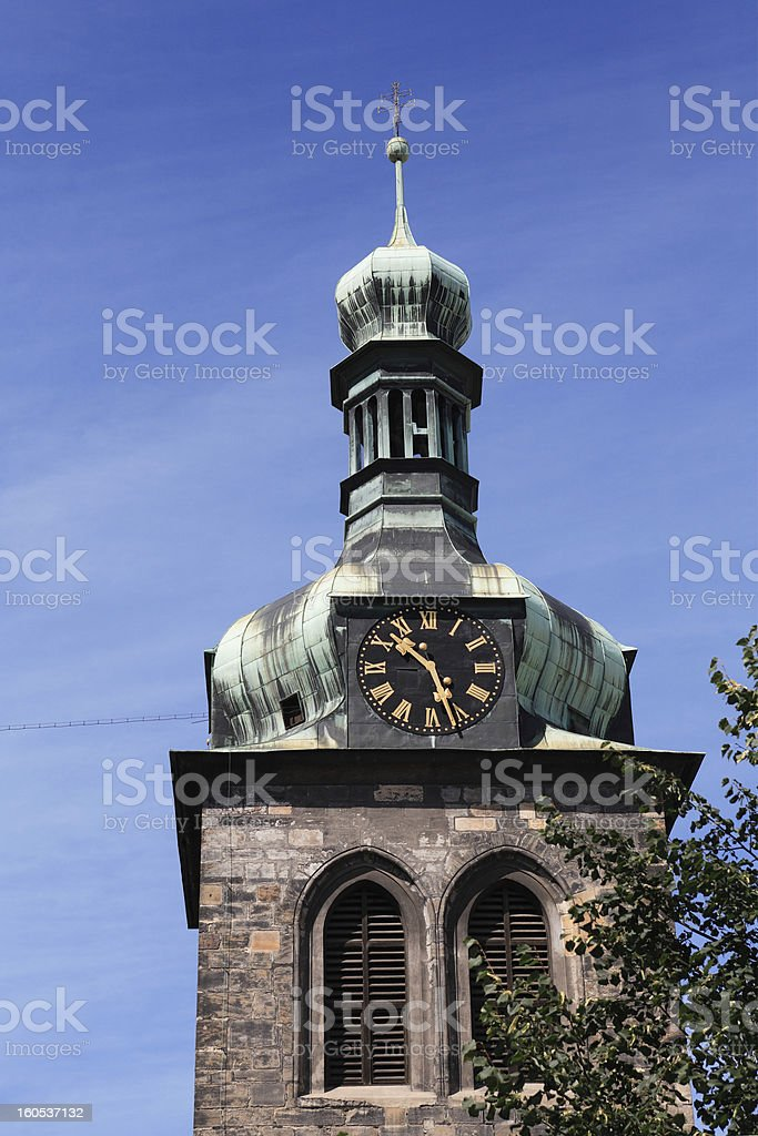 Old Belfry royalty-free stock photo