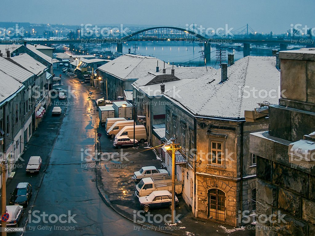 De Belgrade street - Photo