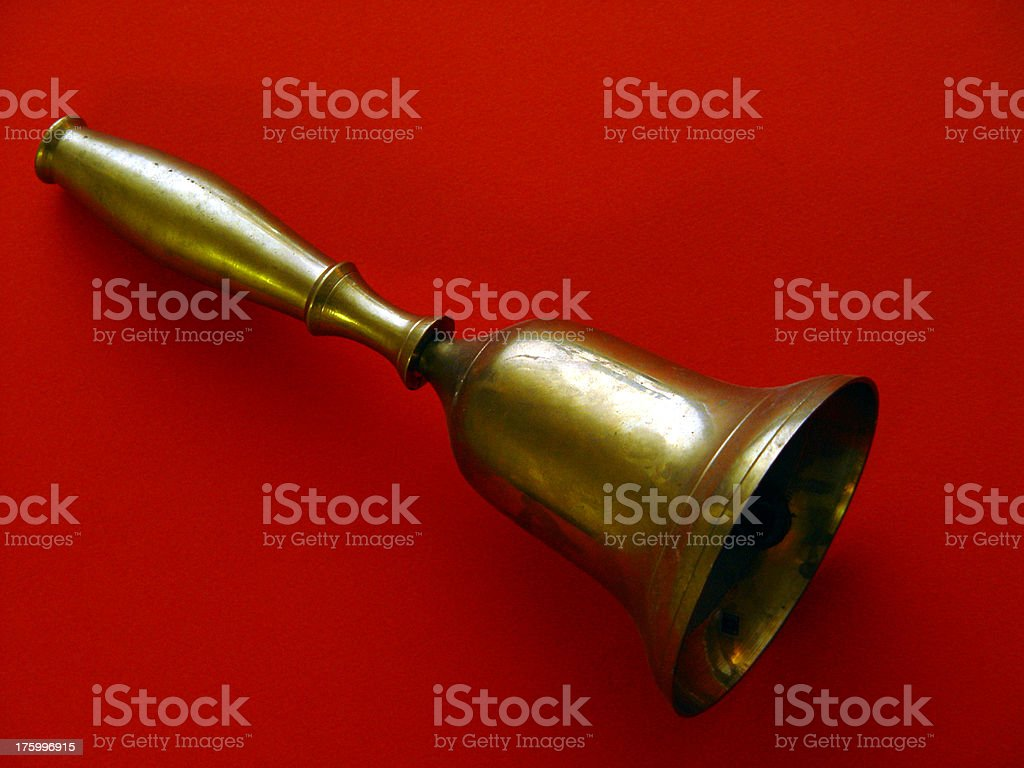Old Bell royalty-free stock photo