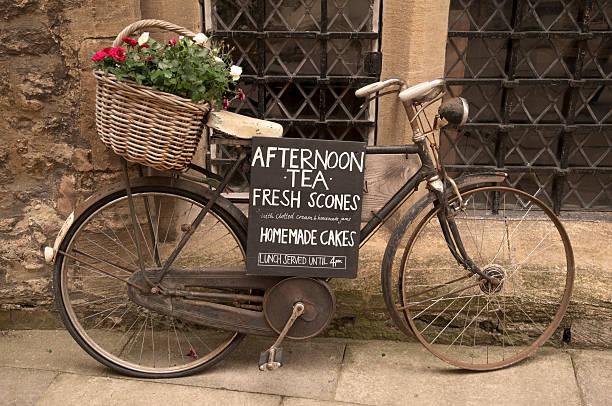 Alten Fahrrad – Foto