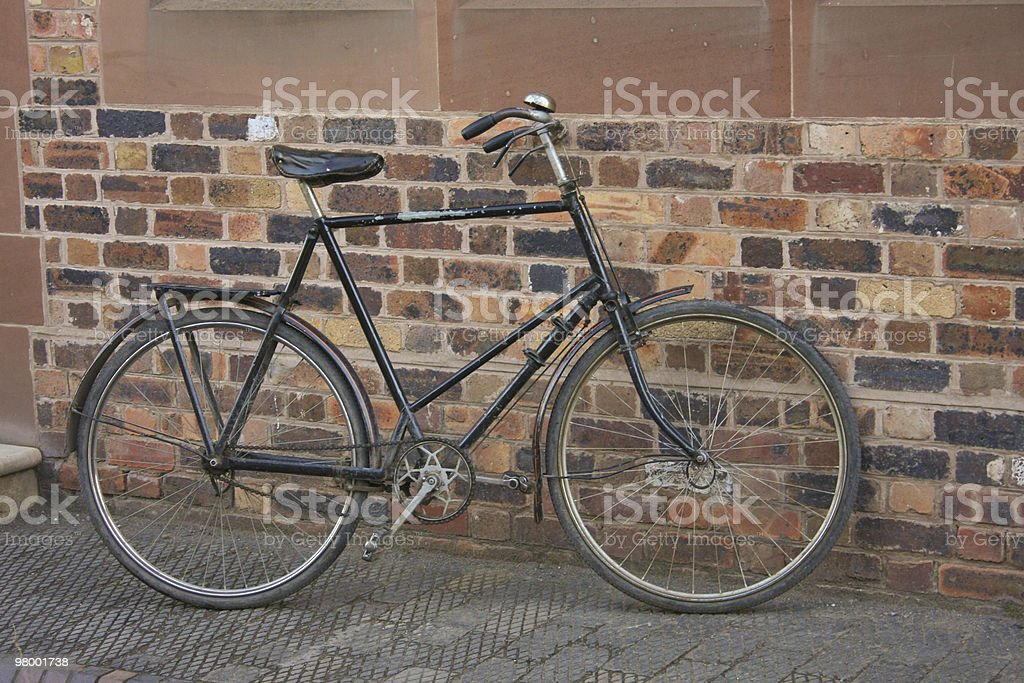 Old Bike royalty free stockfoto