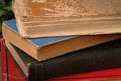 istock Old bindings 92471285