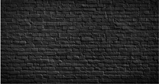 Royalty Free Black Brick Wall Pictures, Images and Stock ...