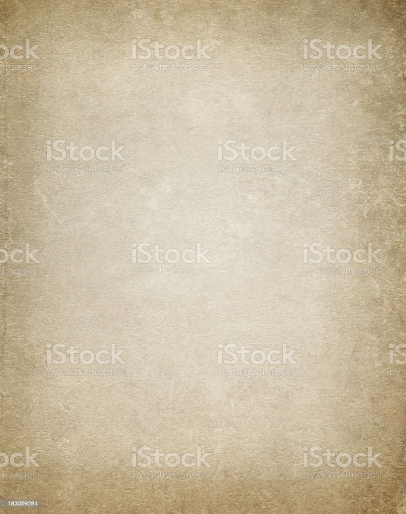Old blank paper background stock photo