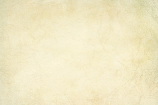 Blank old crumpled paper texture or background