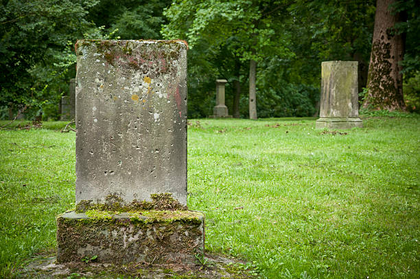 Royalty Free Blank Gravestone Pictures, Images and Stock ...