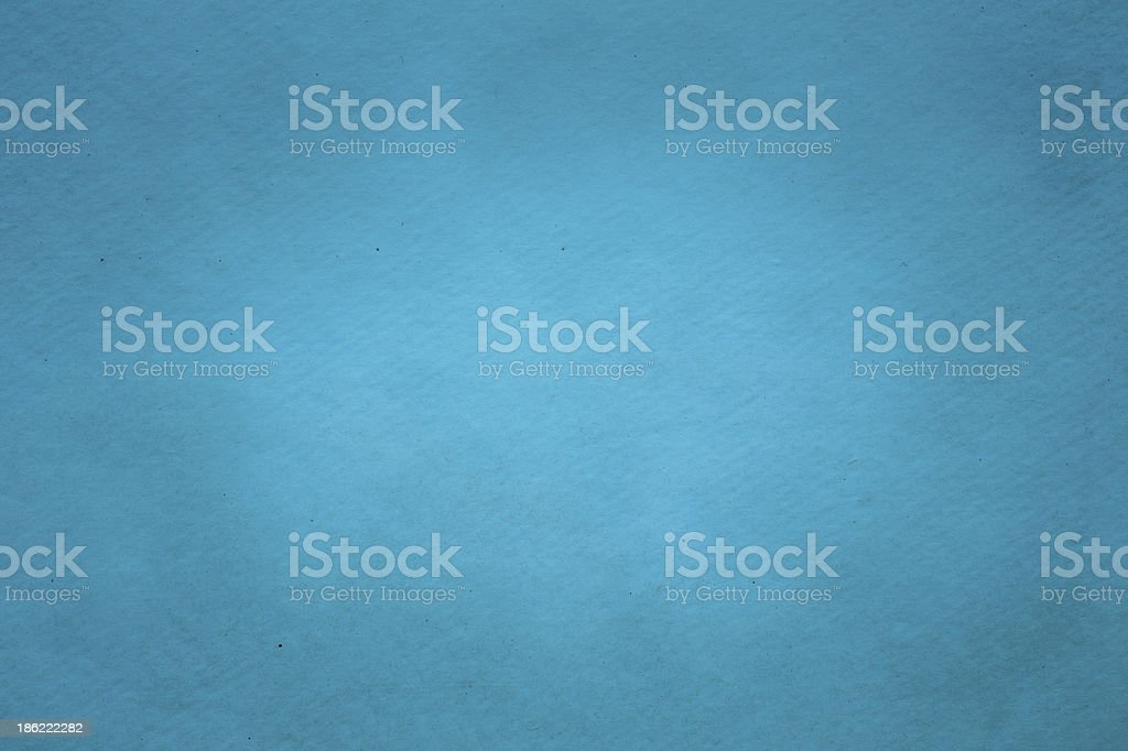 Old Blue Paper Texture Background(Horizontal) royalty-free stock photo
