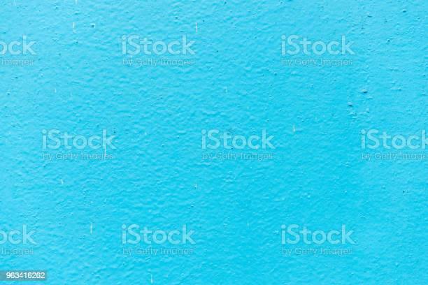 Stary Niebieski Tynk Na Tle Ściany - zdjęcia stockowe i więcej obrazów Architektura