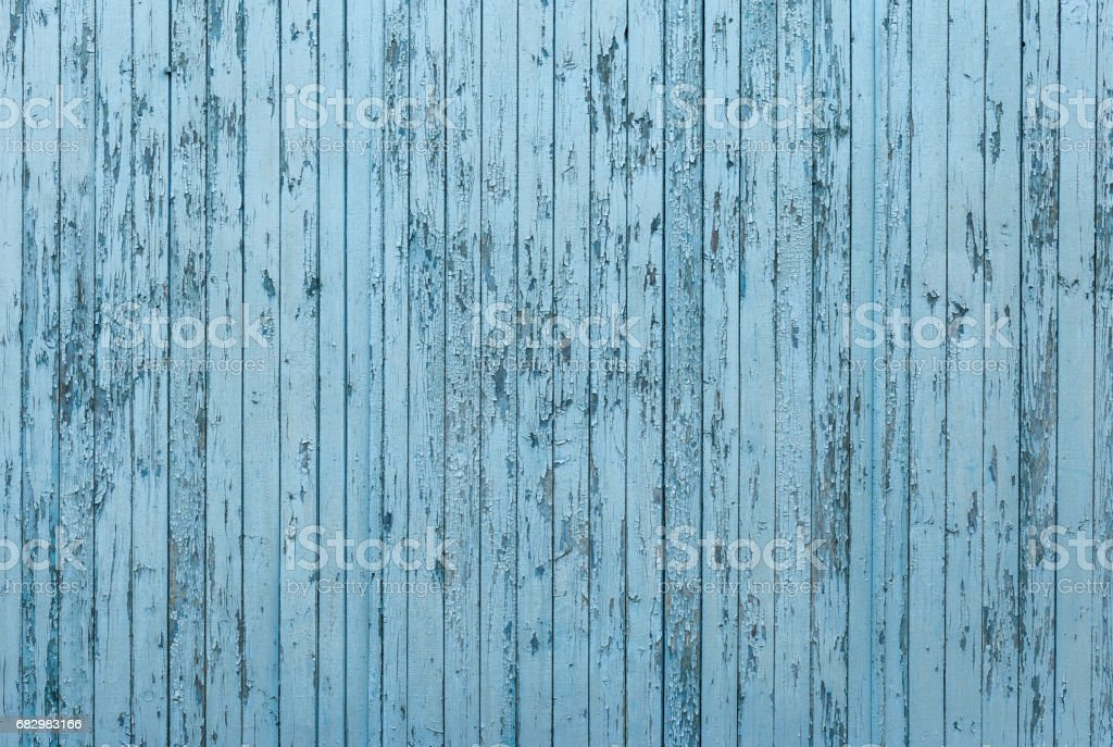 Old blue wooden background or texture foto de stock royalty-free