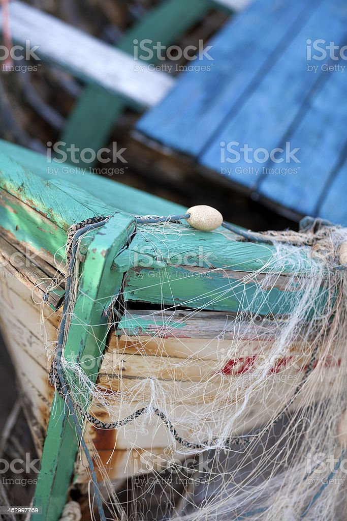 old boat royalty-free stock photo