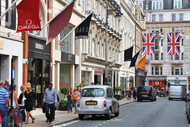 Old Bond Street – Foto
