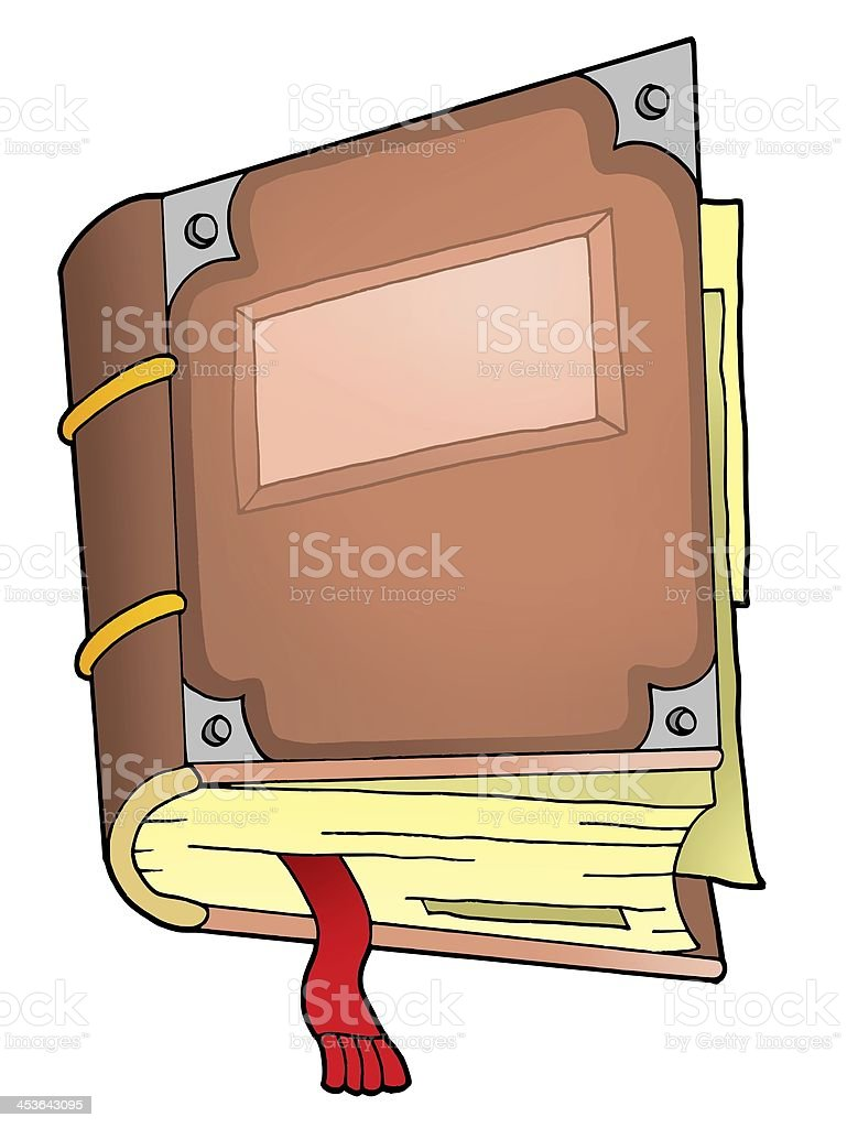 Old book 2 royalty-free stock photo