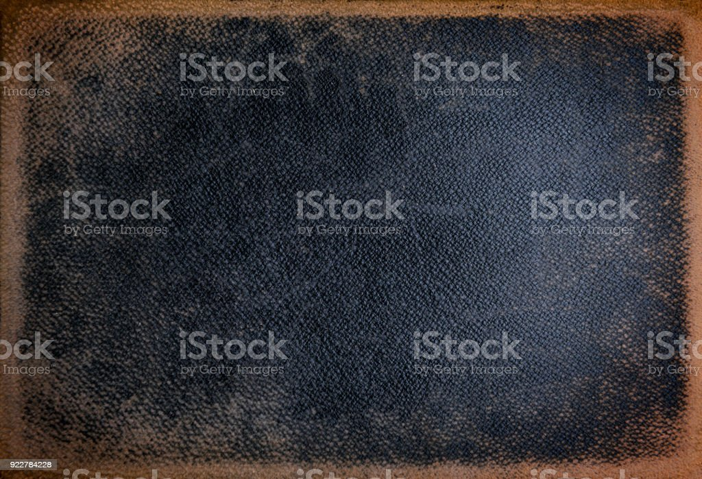 Old book cover - foto stock