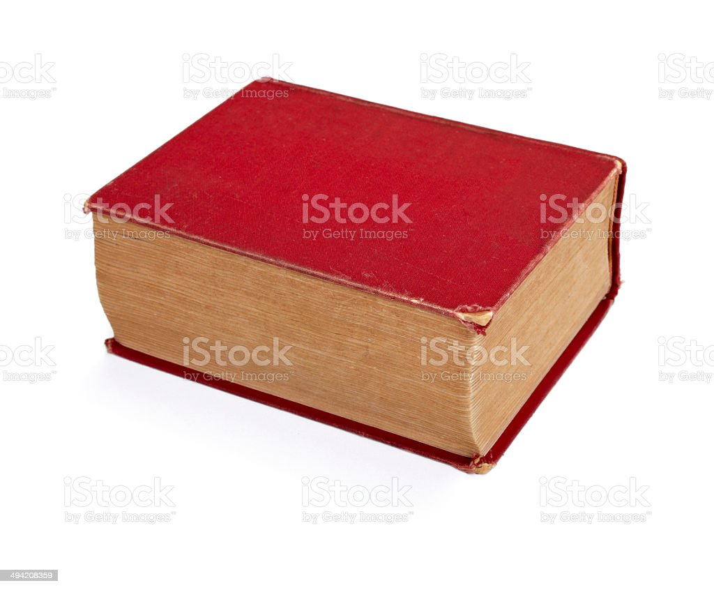 old book knowledge education retro vintage wisdom literature royalty-free stock photo