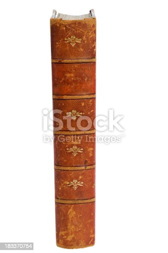 istock Old Book 183370754