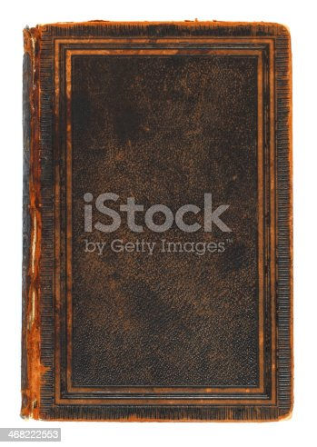 istock Old book 468222553