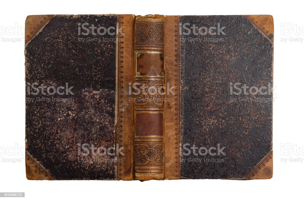 altes Buch stock photo