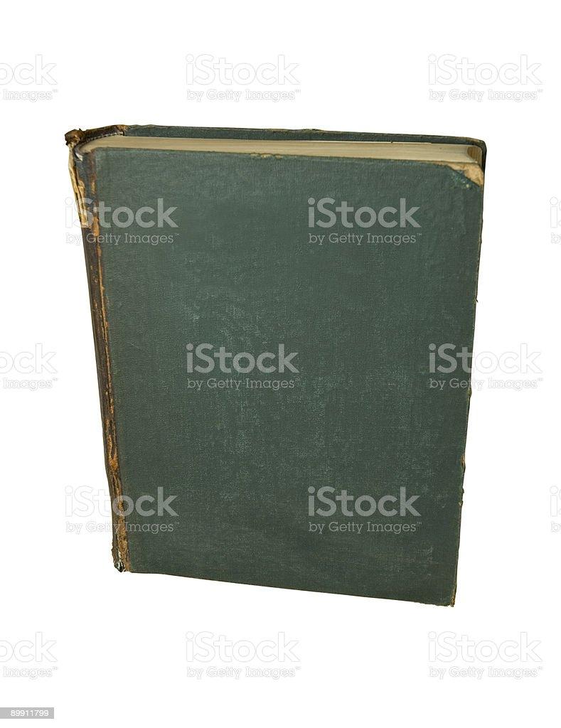 Libro viejo foto de stock libre de derechos