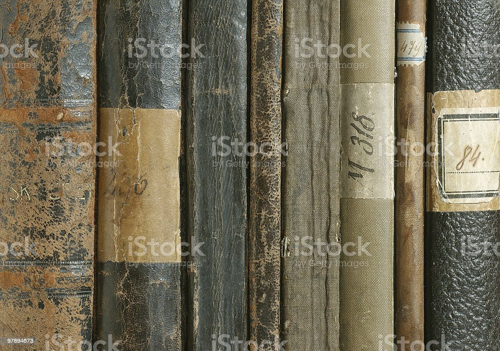 old books 01 royalty-free stock photo