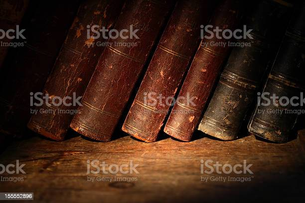 Old Books Stock Photo - Download Image Now