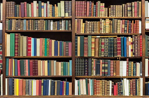 Old books   ストックフォト