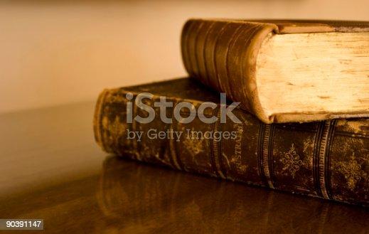istock Old Books 90391147