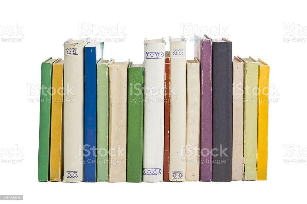 Vecchi libri foto stock royalty-free