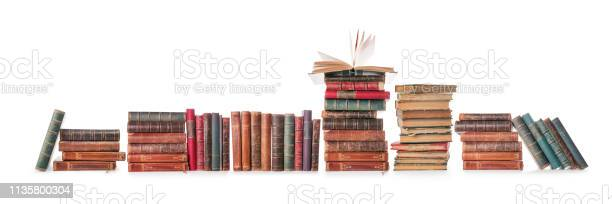 Old books row isolated on white with clipping path picture id1135800304?b=1&k=6&m=1135800304&s=612x612&h=vp23lzrdcxgri9sy3vodtn5walrk9wz8tipxa ruhwi=