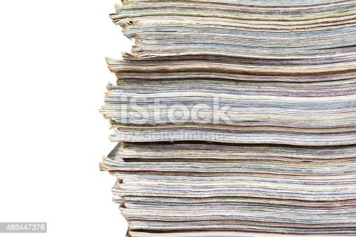 istock old books stack isolated on white background 485447376