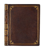 istock old books with vintage bindings and beautiful gilded leather book covers 647809752