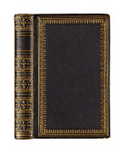 istock old books with vintage bindings and beautiful gilded leather book covers 657926134
