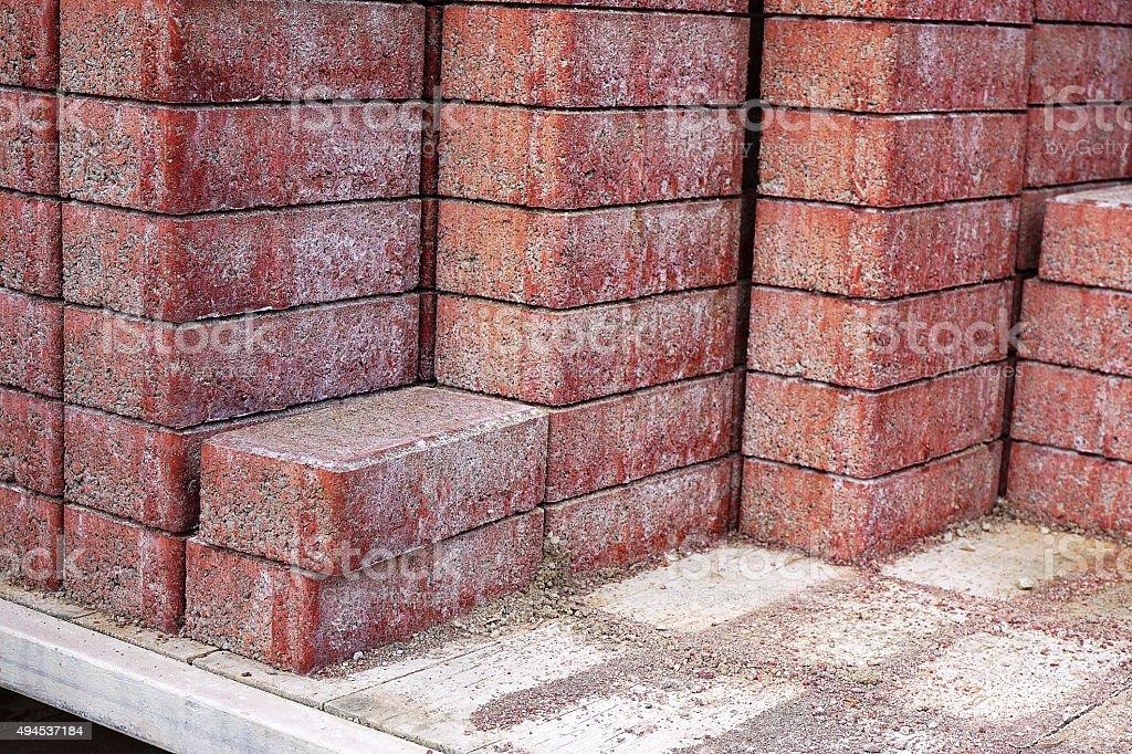 Old Brick stock photo