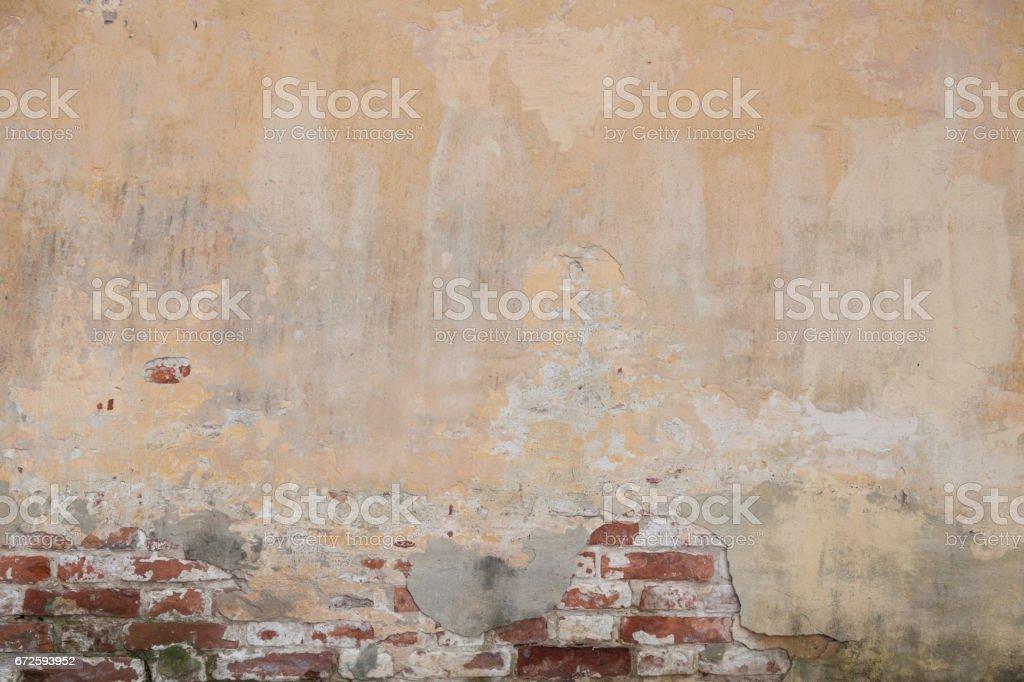 old brick stone wall background stock photo