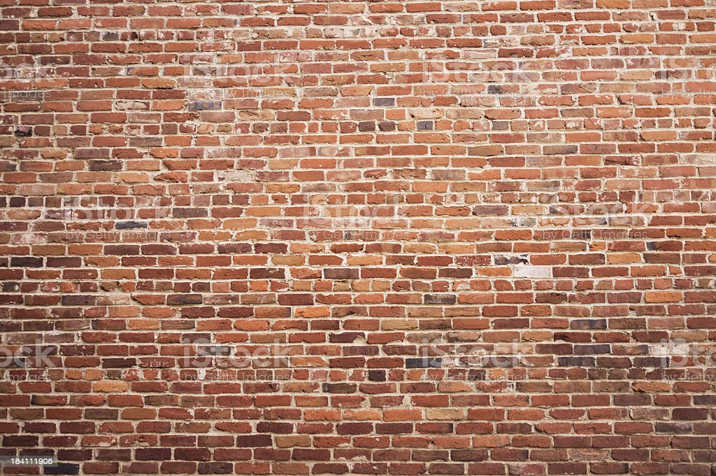 Old Brick Wall Background Stock Photo Amp More Pictures Of